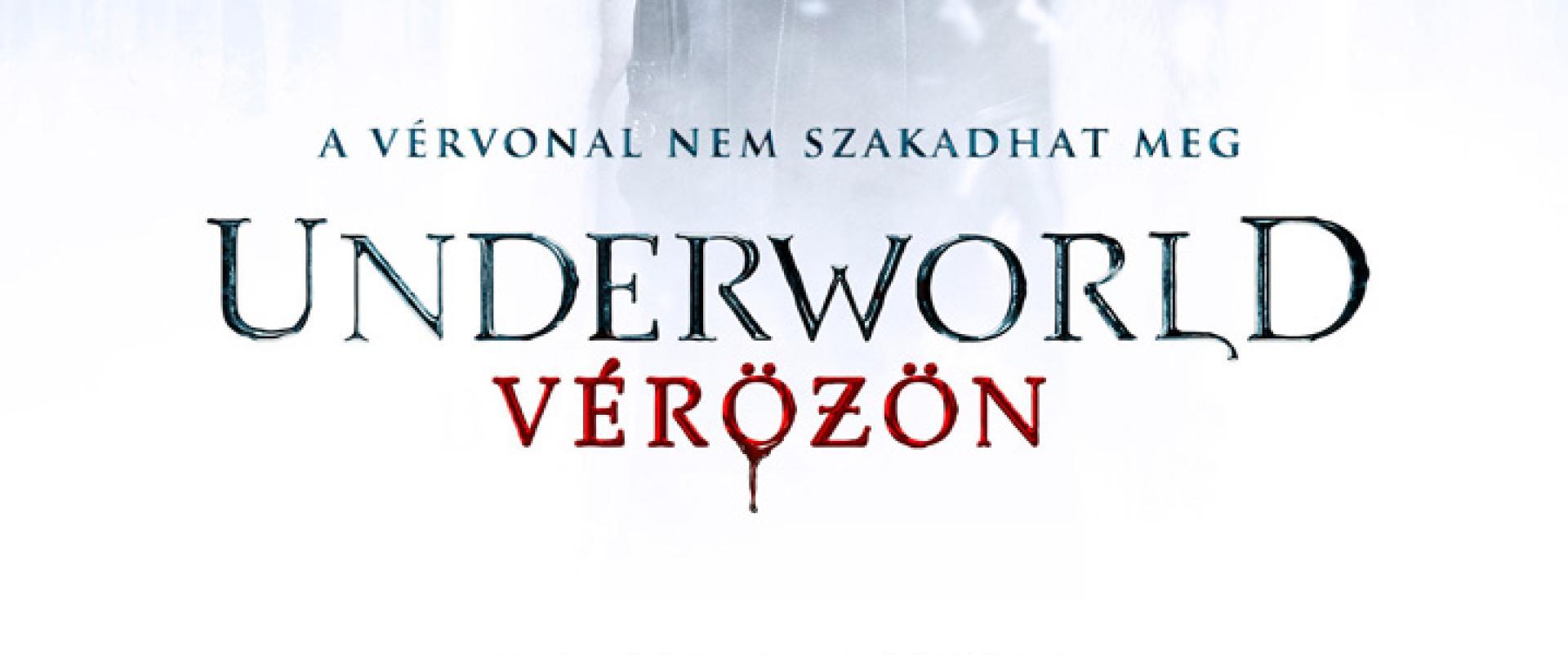 Underworld: Vérözön beharangozó