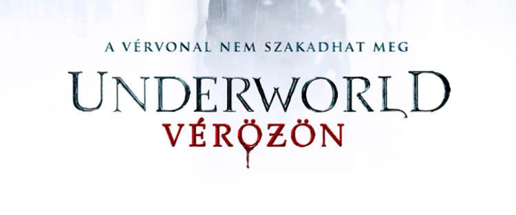 Underworld: Vérözön beharangozó - Kiemelt