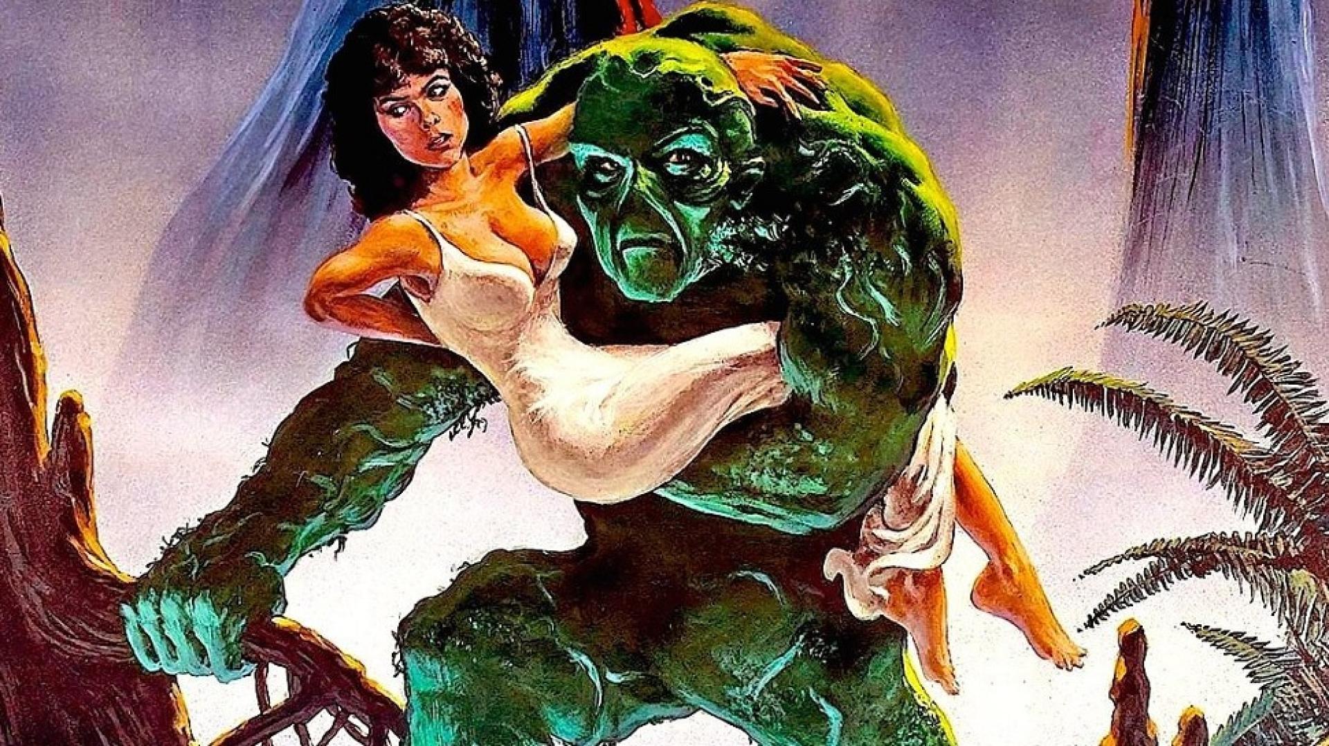 Swamp Thing - Mocsárlény (1982)