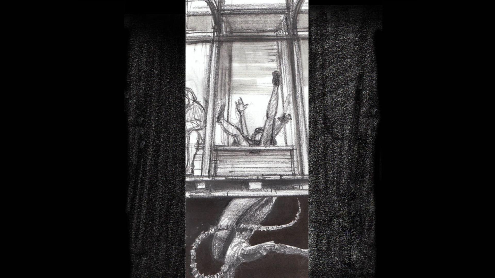 A forgatás neve: Halál 3. kép