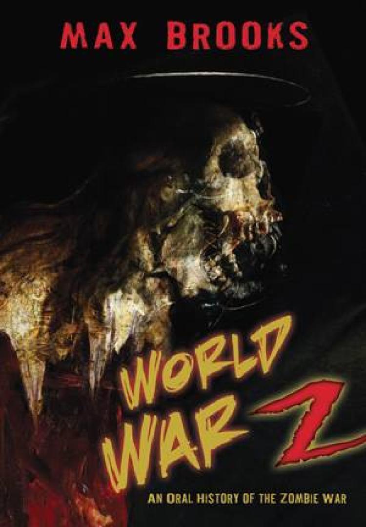 A World War Z borítója