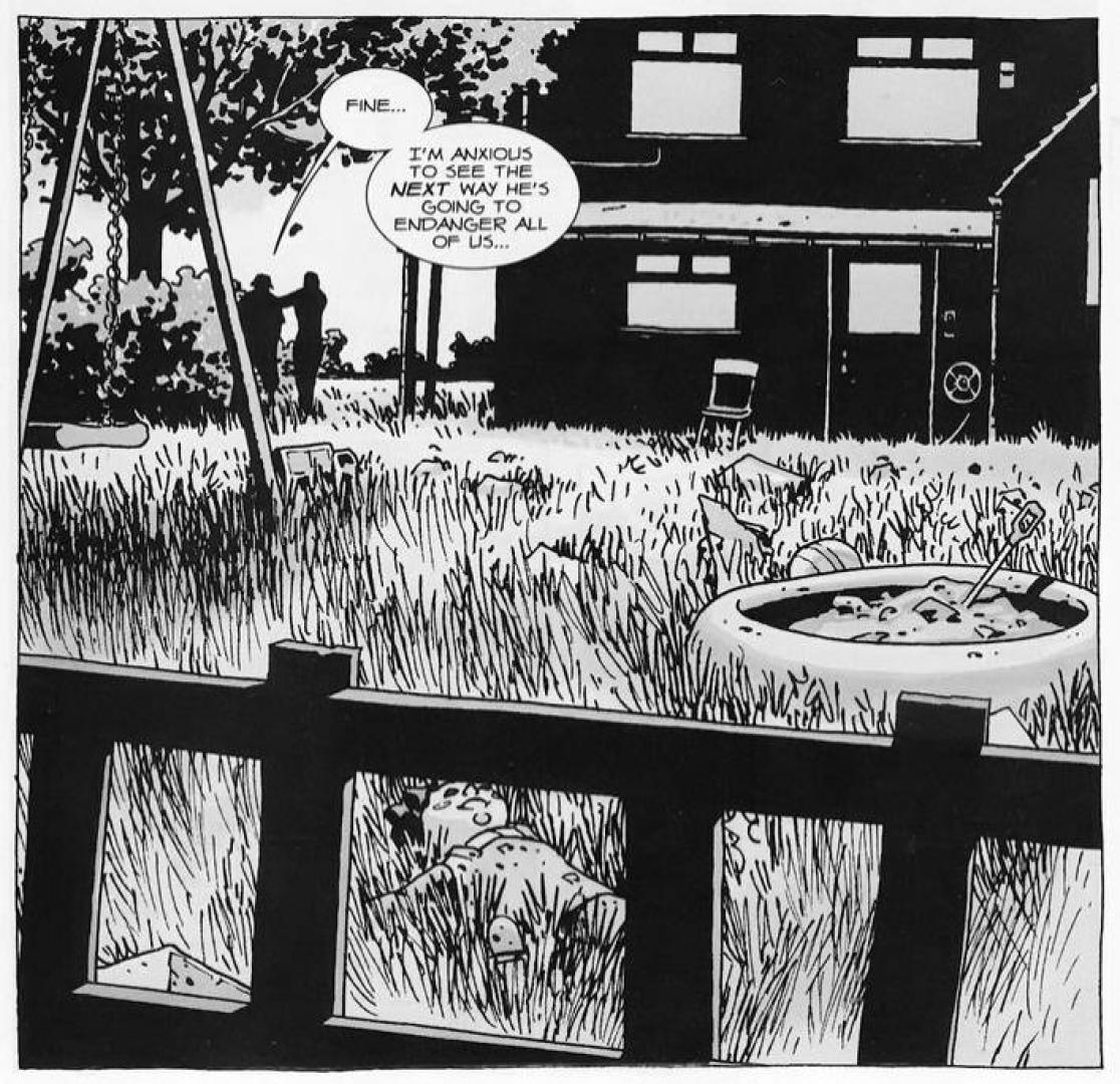 The Walking Dead 10. kötet 7. kép