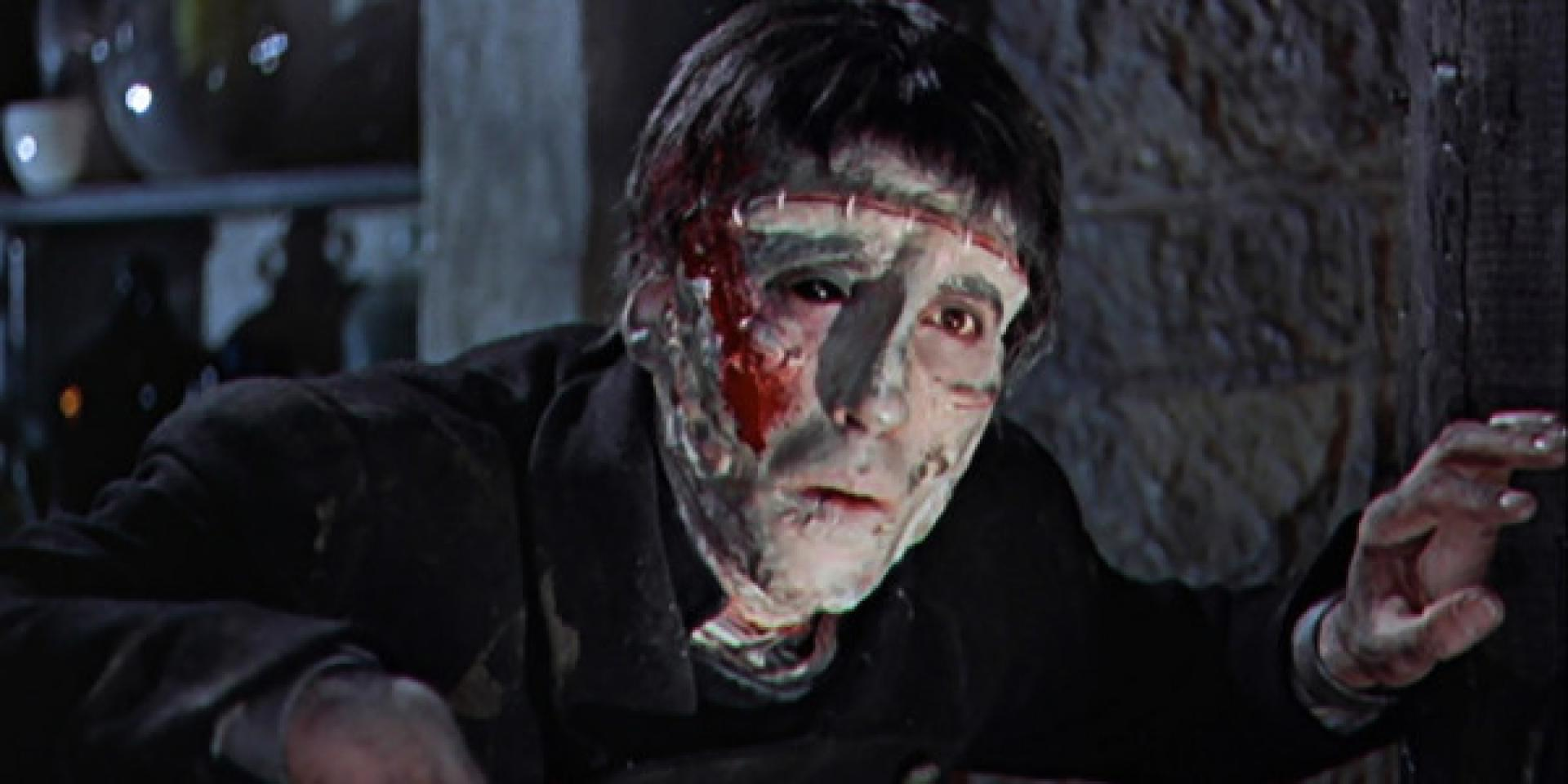 The Curse of Frankenstein - Frankenstein átka (1957) 2. kép