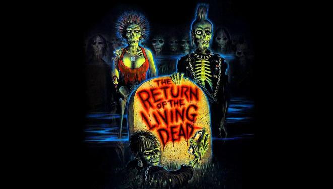Kulisszák mögött XXVIII. - 20 érdekesség Az élőhalottak visszatérnek című filmről - Kulisszák mögött