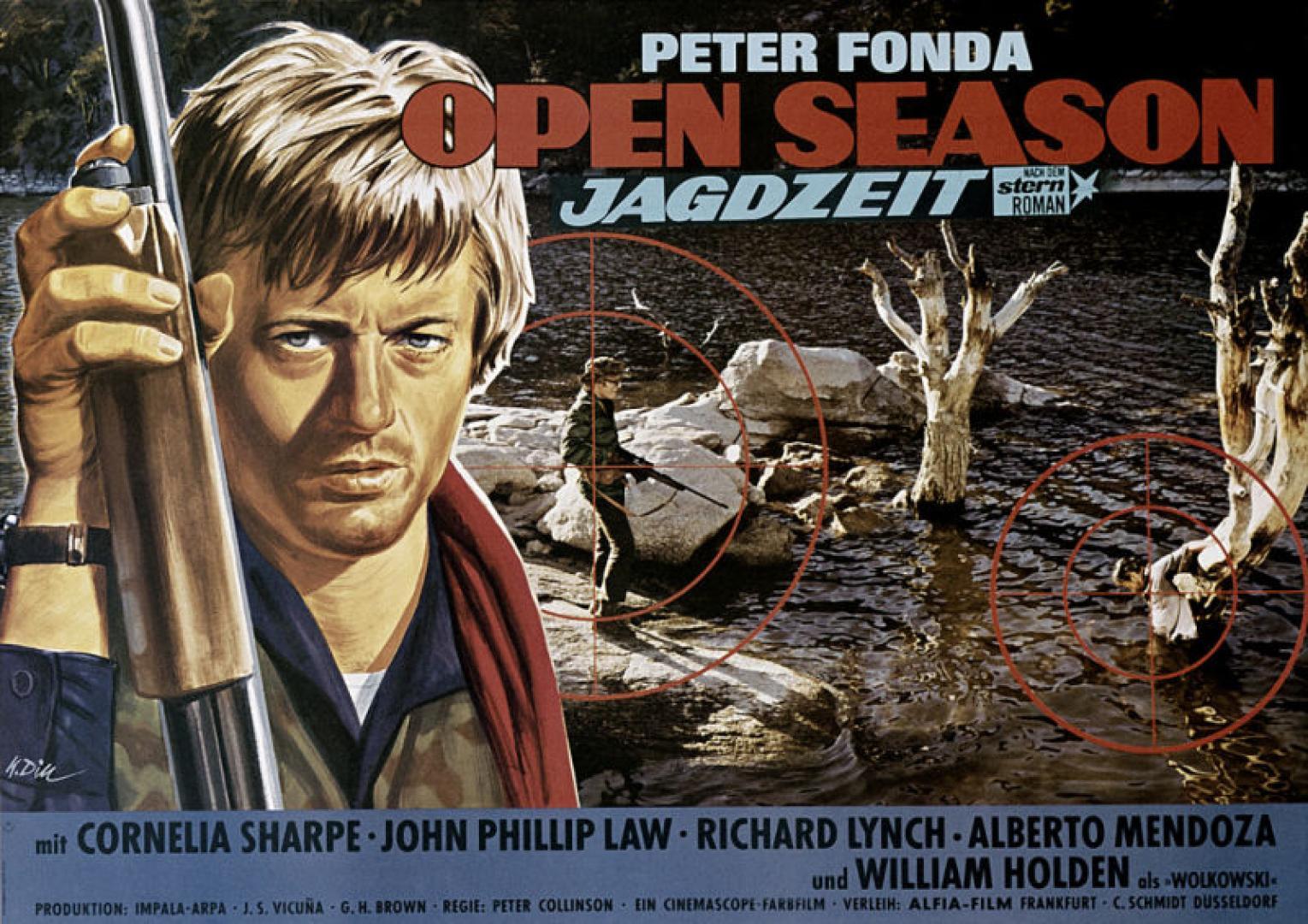 David Osborn: Vadászidény (1956)