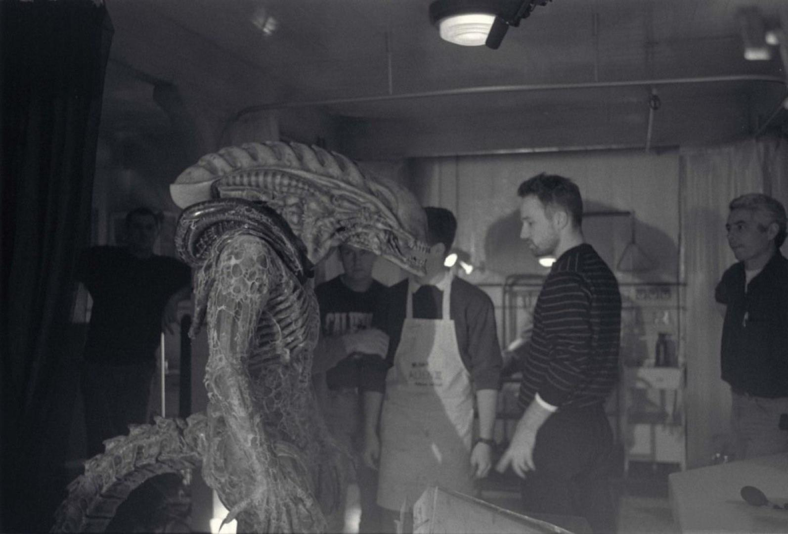 A forgatás neve: Halál 9. kép