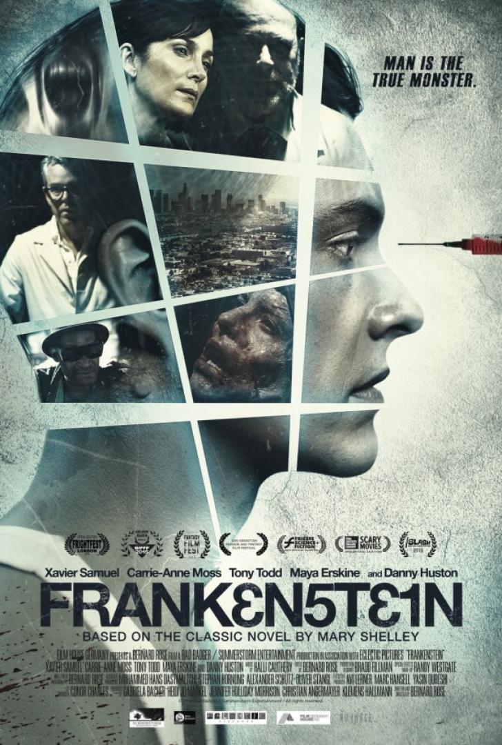 Bernard Rose's Frankenstein