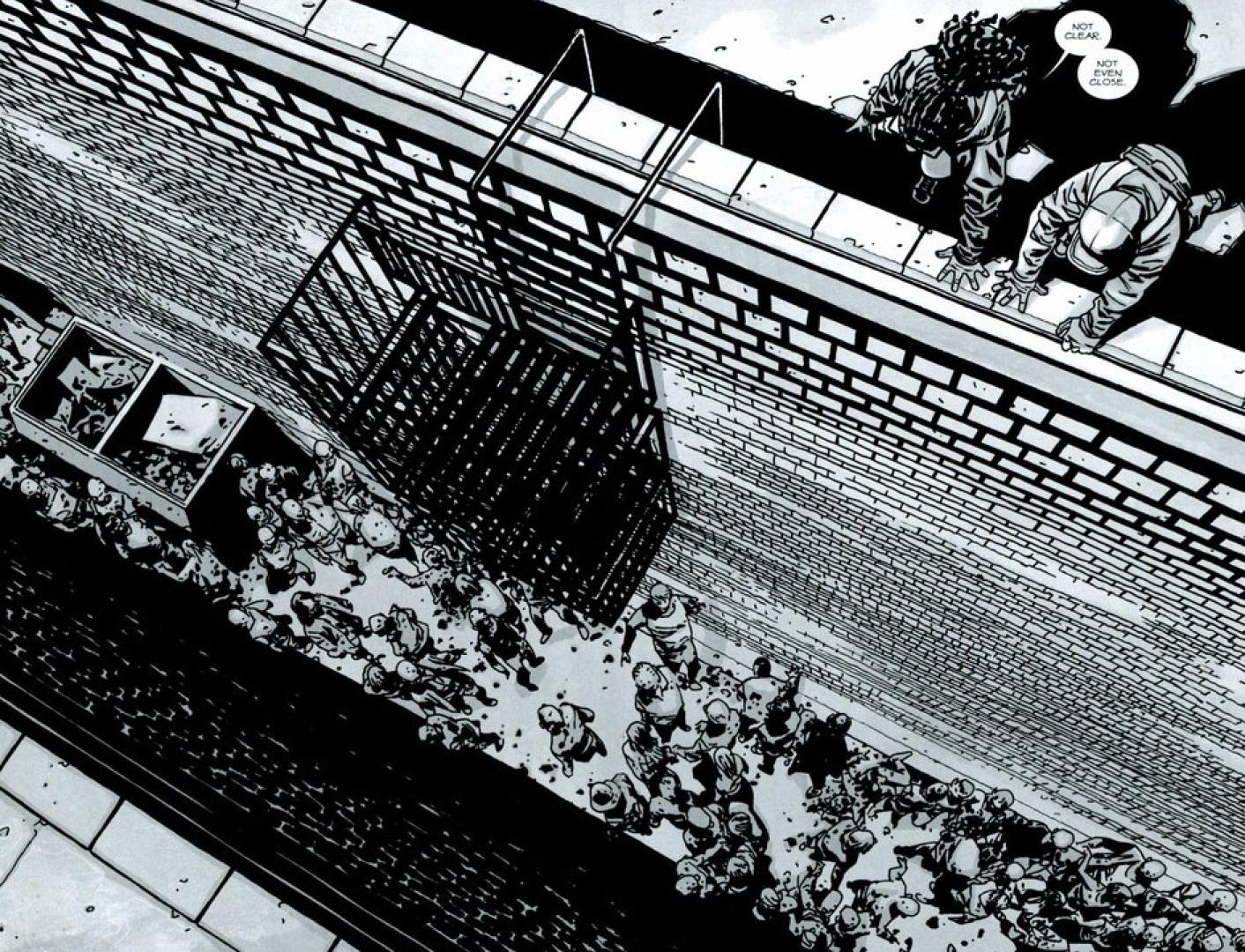 The Walking Dead képregény 13. kötet 03. kép