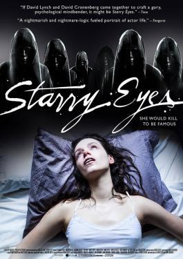 Starry Eyes - Tiszta tekintet (2014) - Thriller