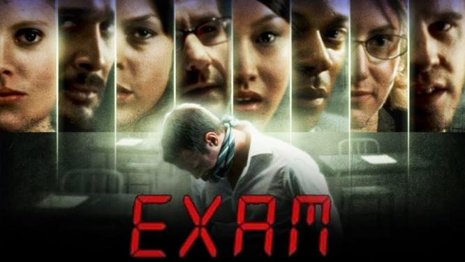 Exam - Vizsga (2009) - Thriller