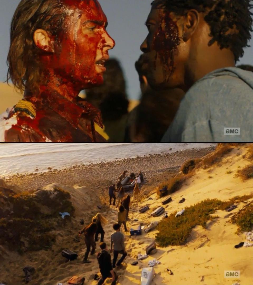 Fear The Walking Dead 2. évad 3. kép