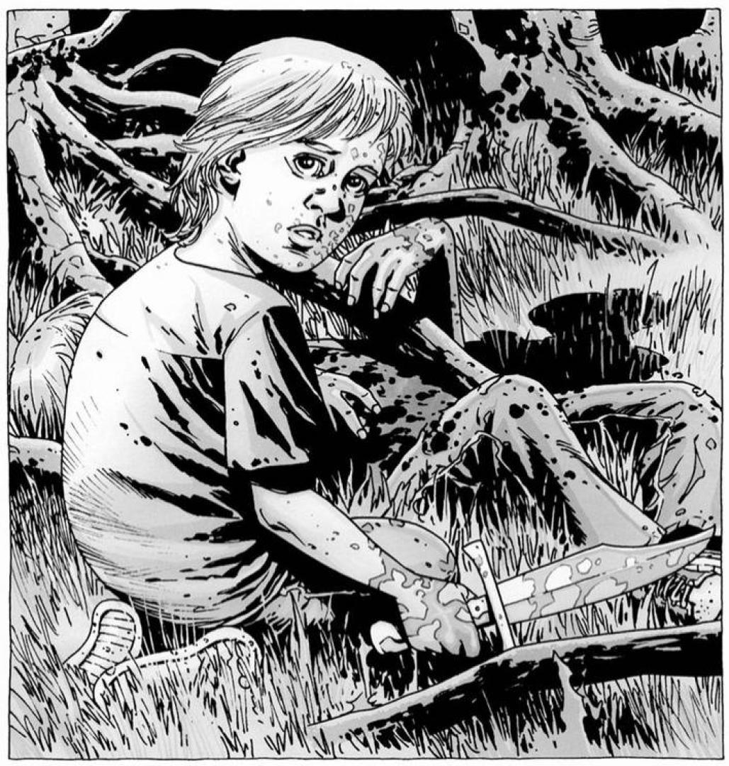The Walking Dead 11. kötet 1. kép