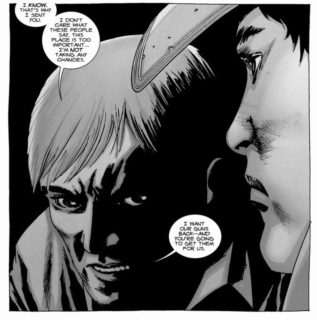 The Walking Dead képregény 12. kötet 13. kép