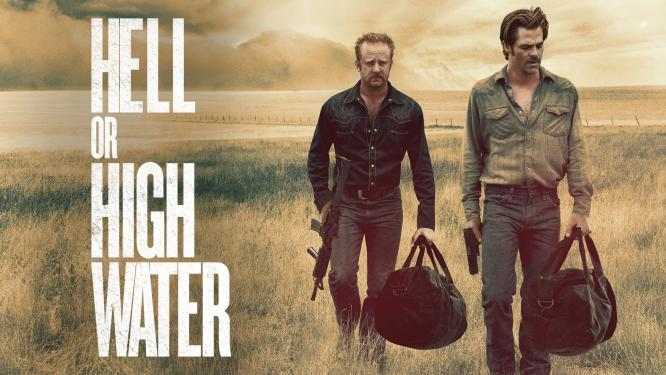 Hell or High Water - A préri urai (2016) - Krimi