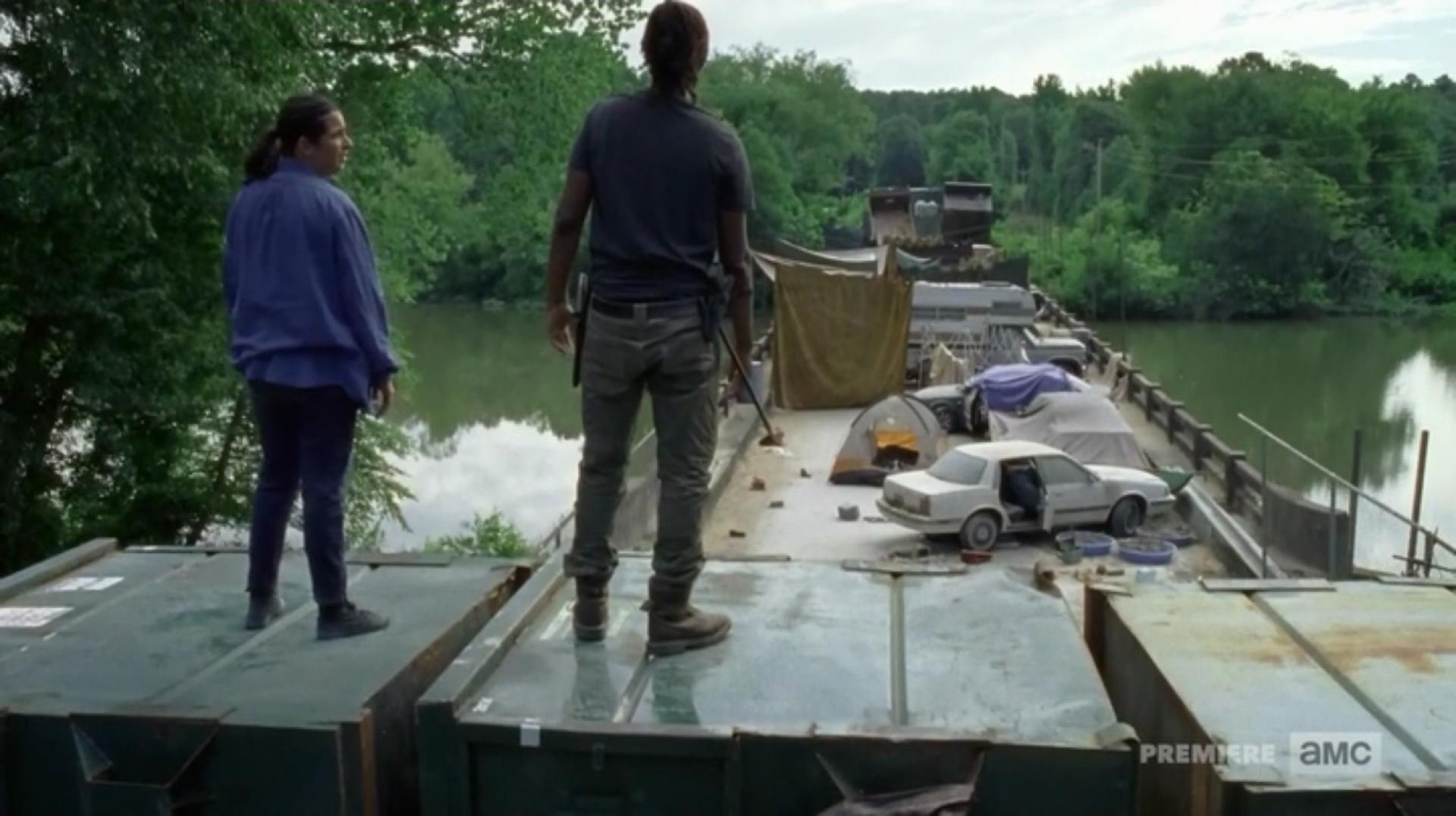 The Walking Dead 7x06 1. kép