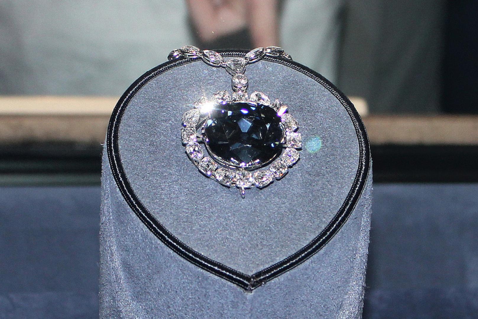Hope-gyémánt 1. kép