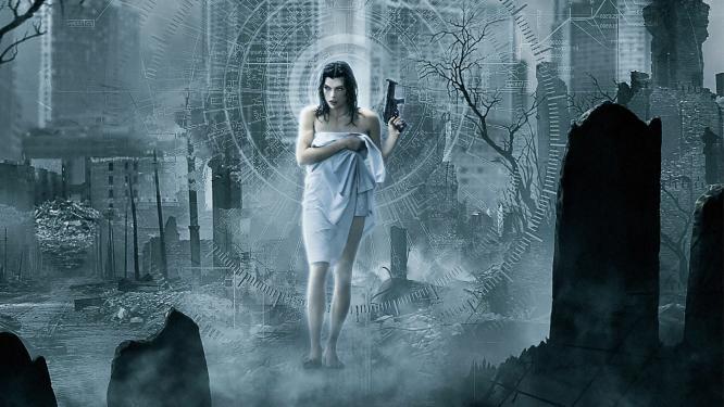 Resident Evil: Apocalypse - A Kaptár 2: Apokalipszis (2004) - Zombi