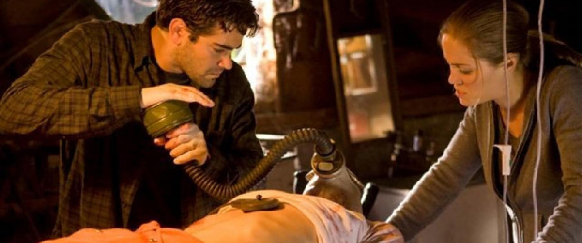 The Tortured - A megkínzott (2010)
