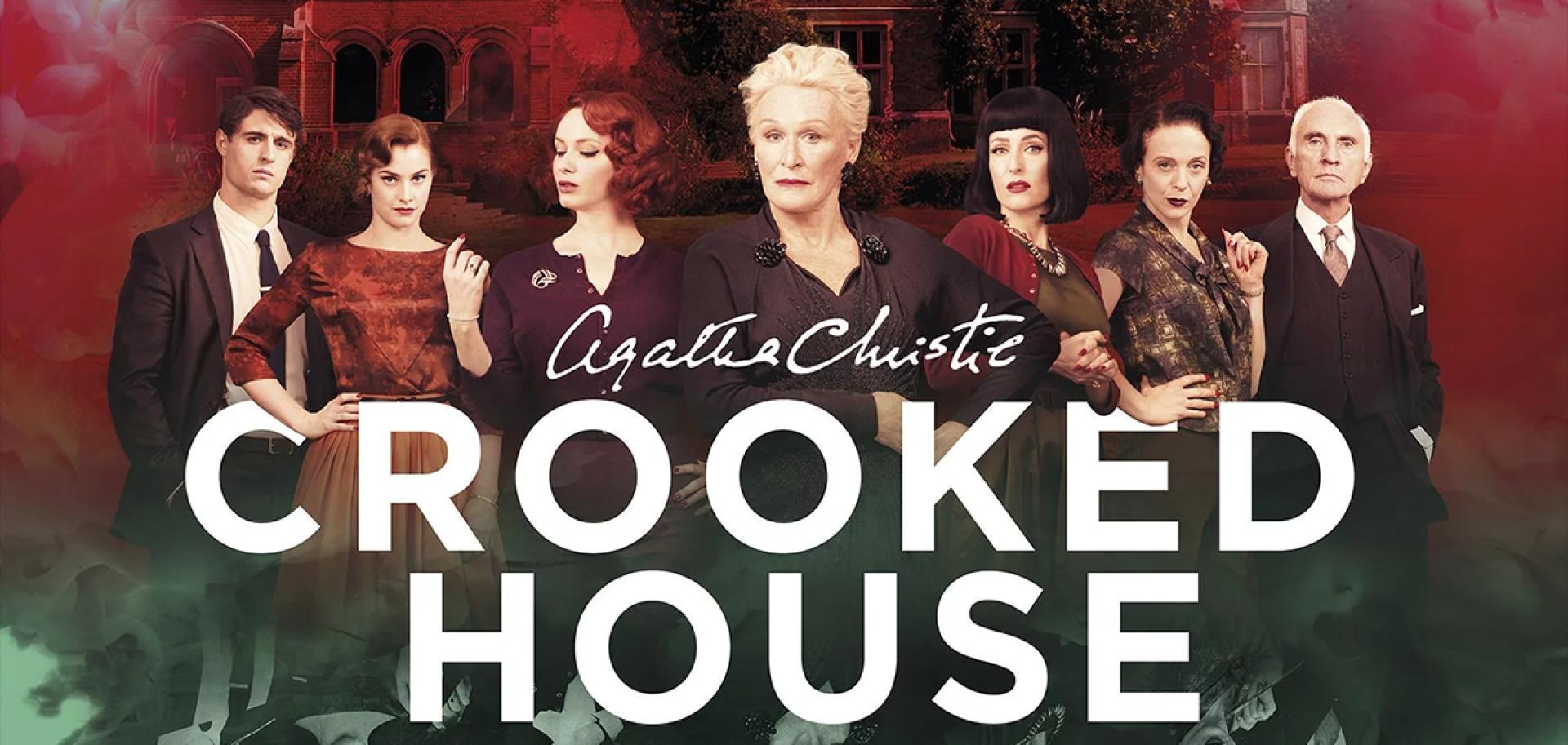 Crooked House - A ferde ház (2017)