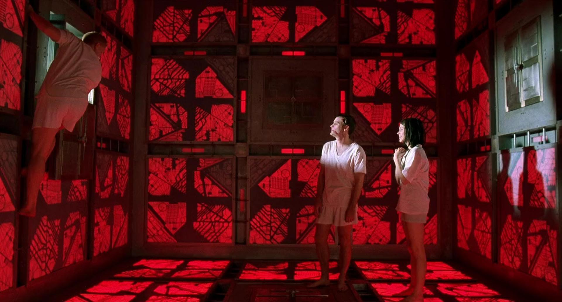 Cube - Kocka (1997)
