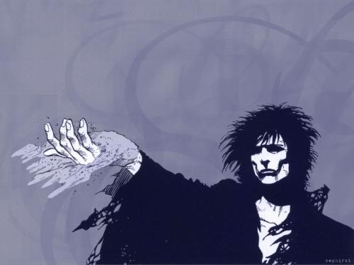 Neil Gaiman kultikus képregénye, a Sandman sorozatot kap - Hírzóna