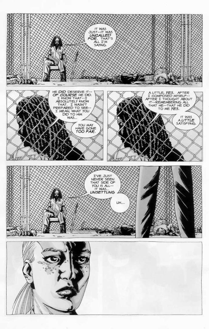 The Walking Dead 6. kötet 5. kép