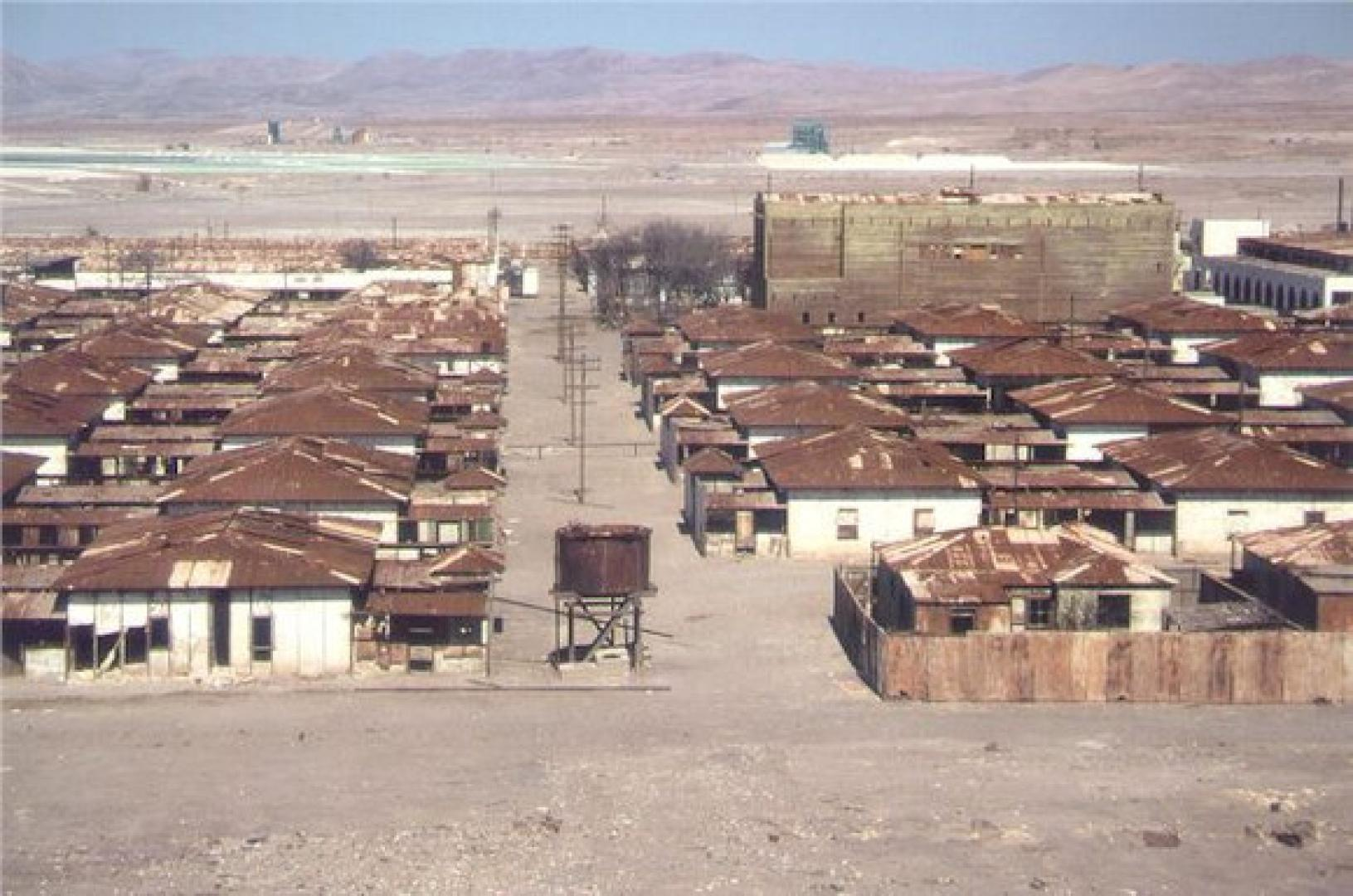 Chile szellemvárosai 2. kép