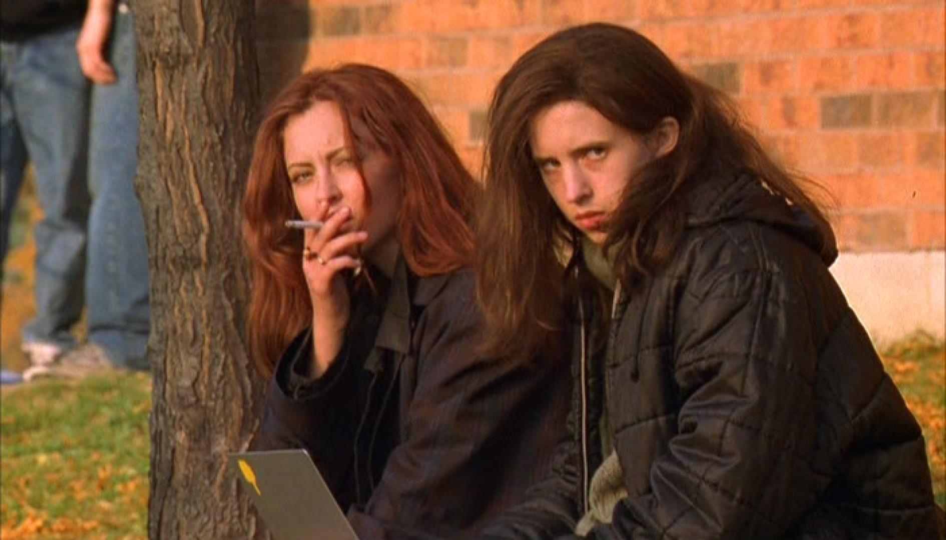 Ginger és Brigitte