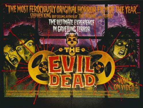 The Evil Dead - Gonosz halott (1981) - Démonos