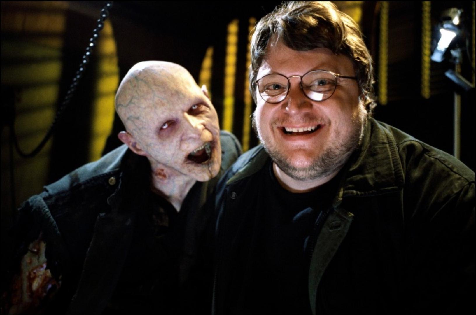 Del Toro és Kojima újabb tervezeten dolgozik