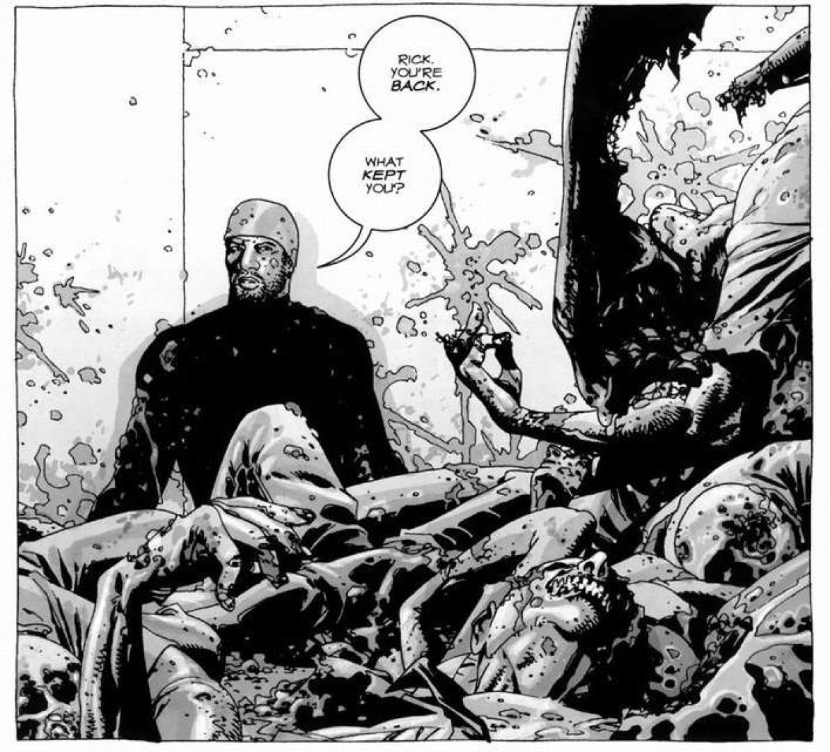 The Walking Dead 3. kötet 8. kép