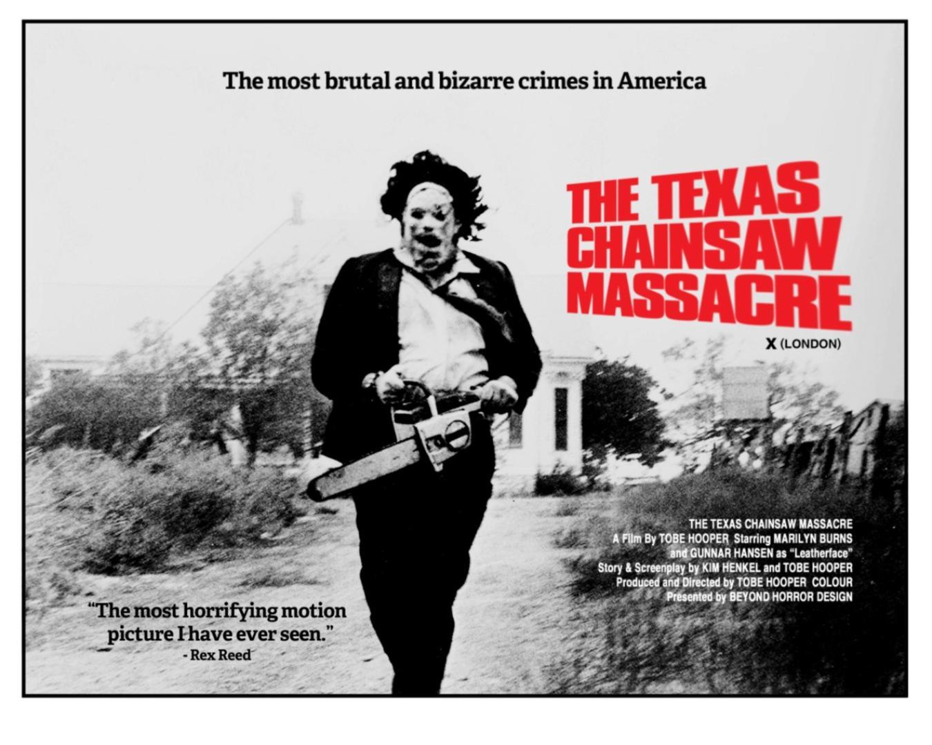 Kulisszák mögött XIII.: A texasi láncfűrészes mészárlás