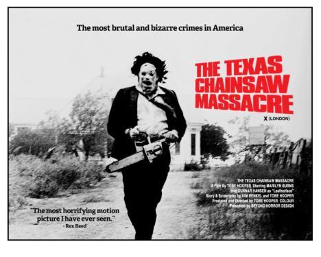 Kulisszák mögött XIII.: A texasi láncfűrészes mészárlás - Kulisszák mögött