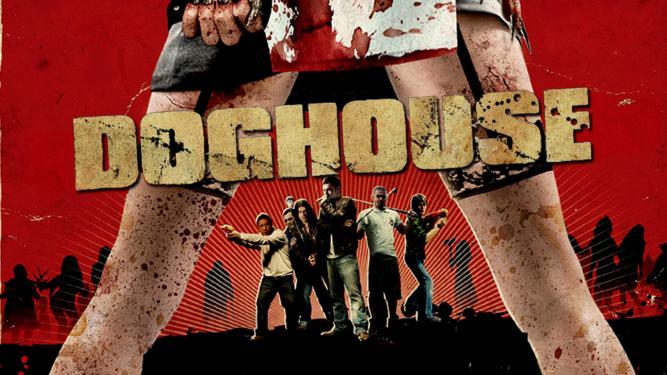 Doghouse (2009) - Zombi
