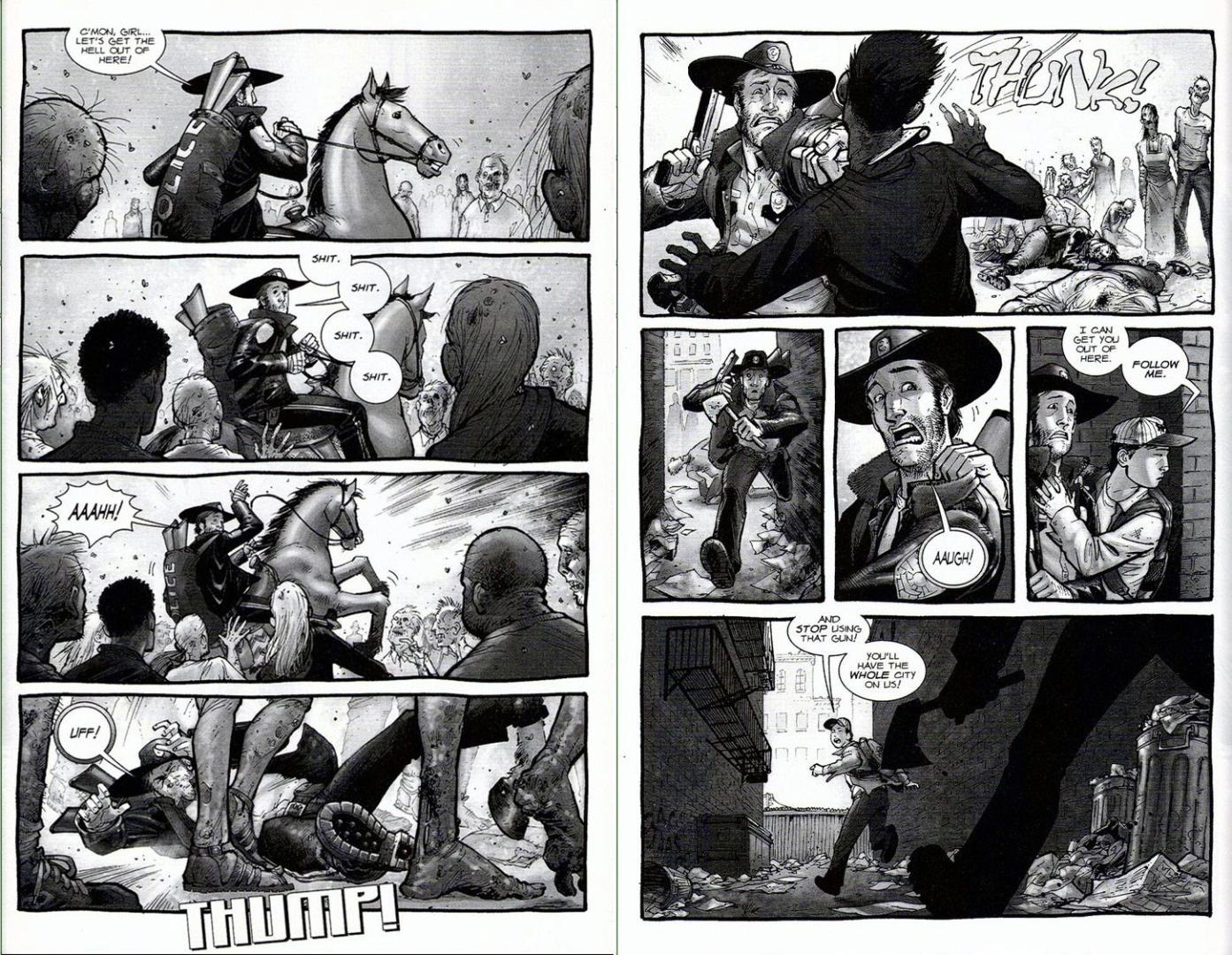 The Walking Dead: 1. kötet 6. kép