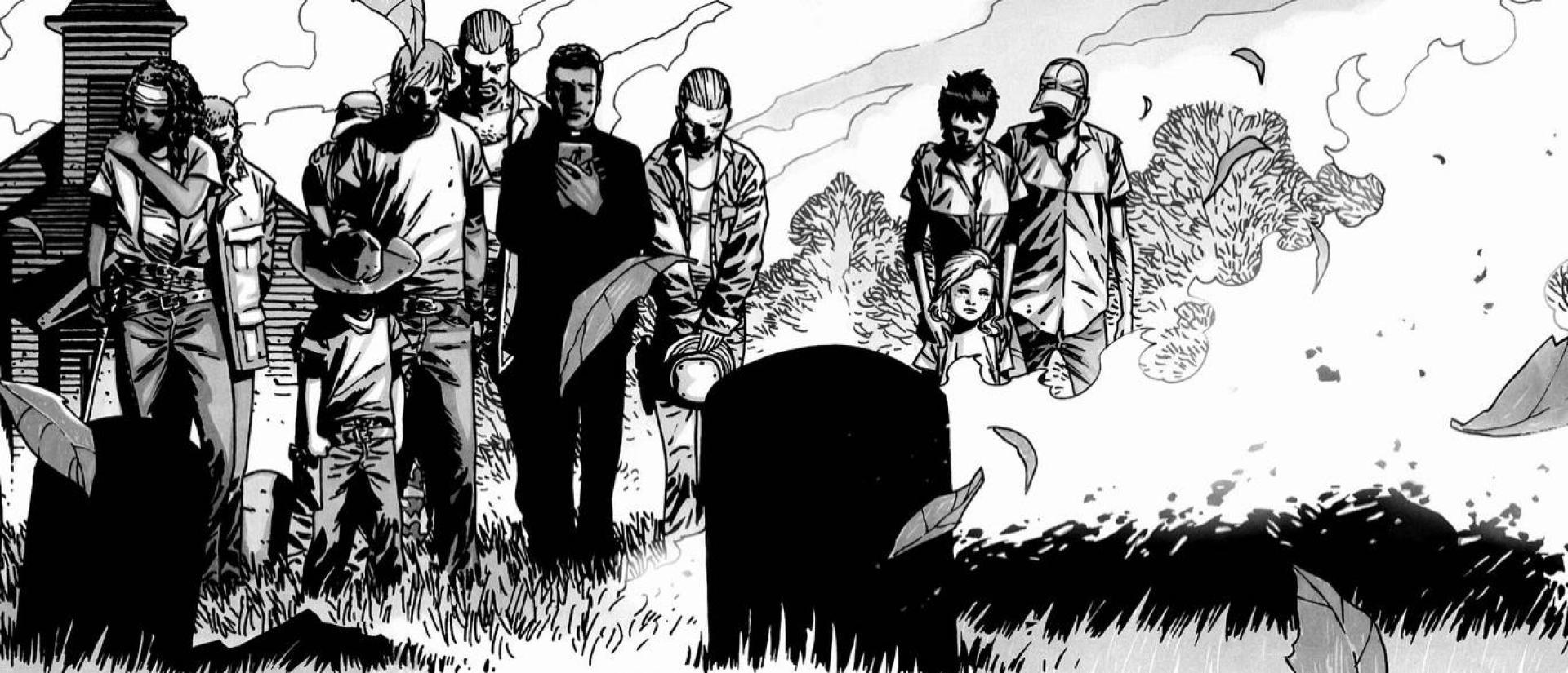 The Walking Dead 11. kötet 9. kép