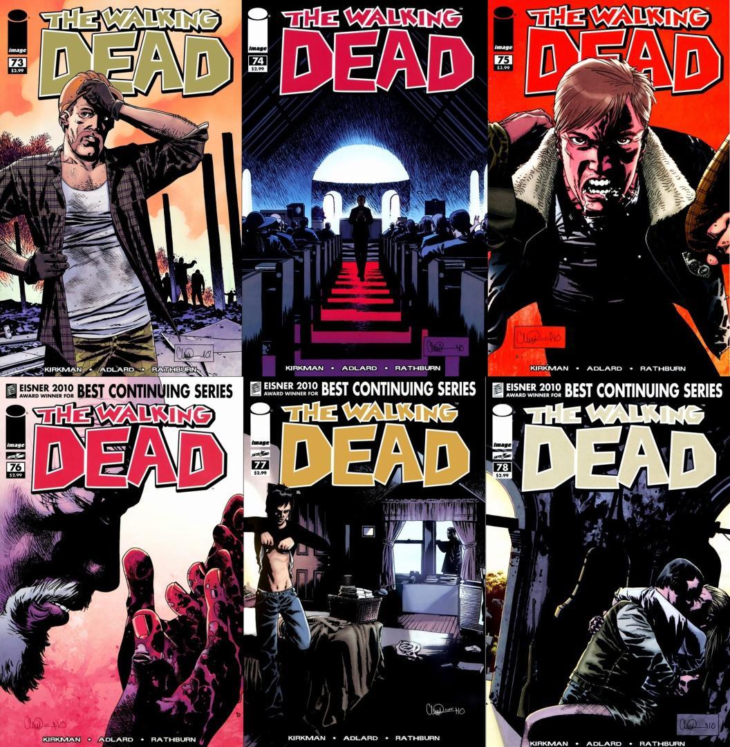 The Walking Dead képregény 13. kötet 11. kép
