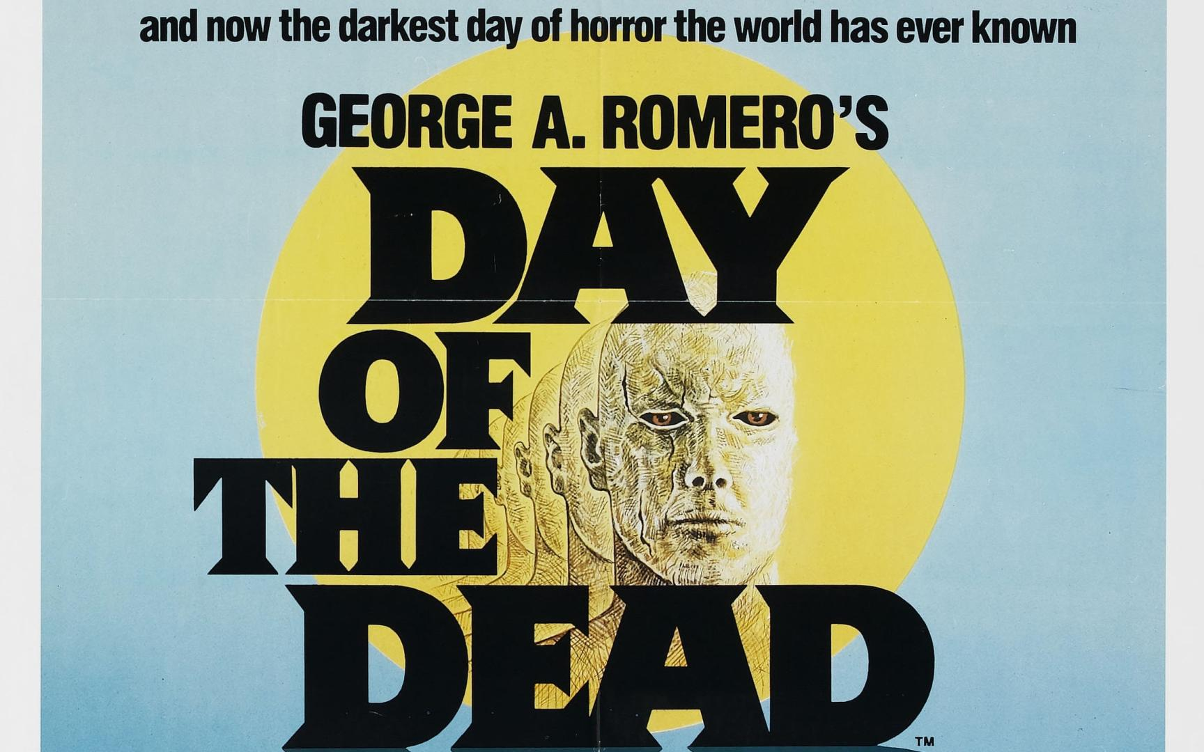 Day of the Dead - Holtak napja (1985/2008)