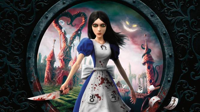 Alice: Madness Returns - Videójátékok