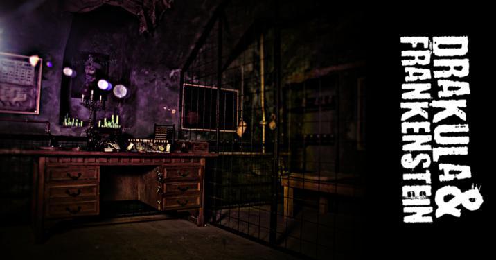 Horrorlegendák - Drakula és Frankenstein - Hullajó