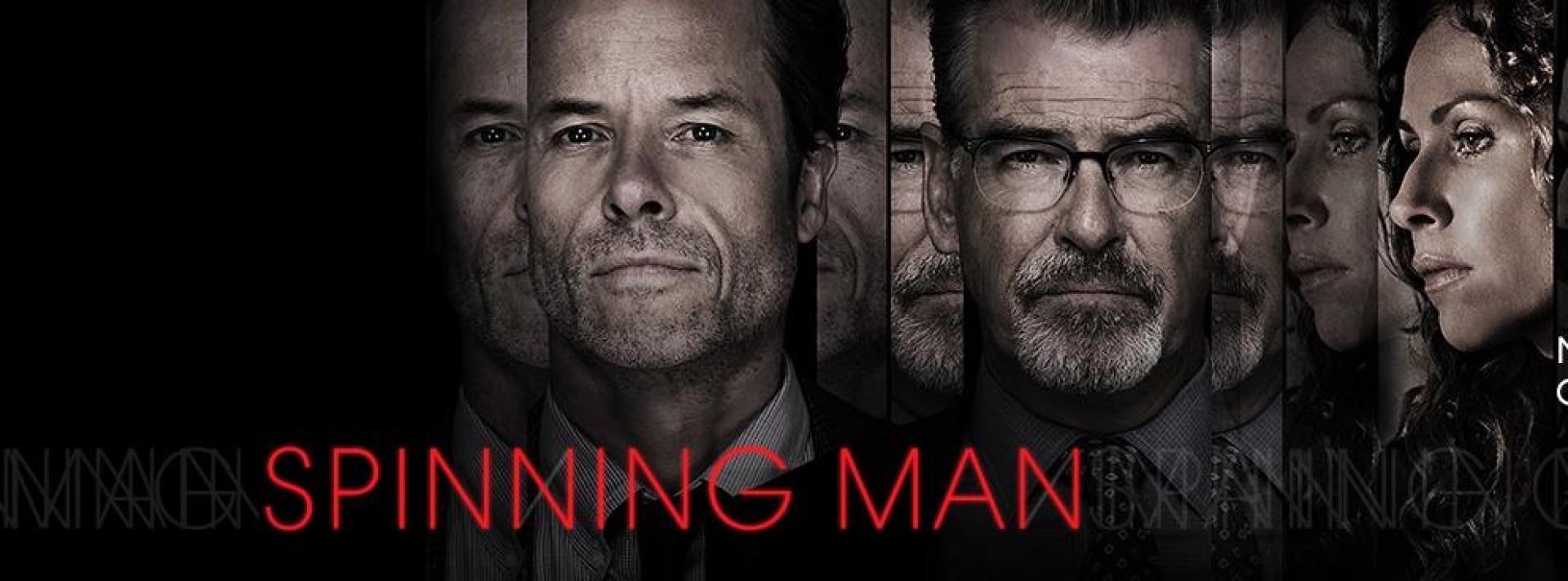 Spinning Man / A gyilkosság filozófiája (2018)