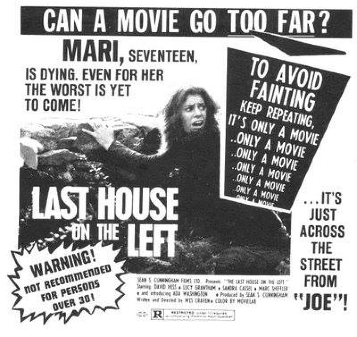 The Last House on the Left - Az utolsó ház balra (1972) 2. kép