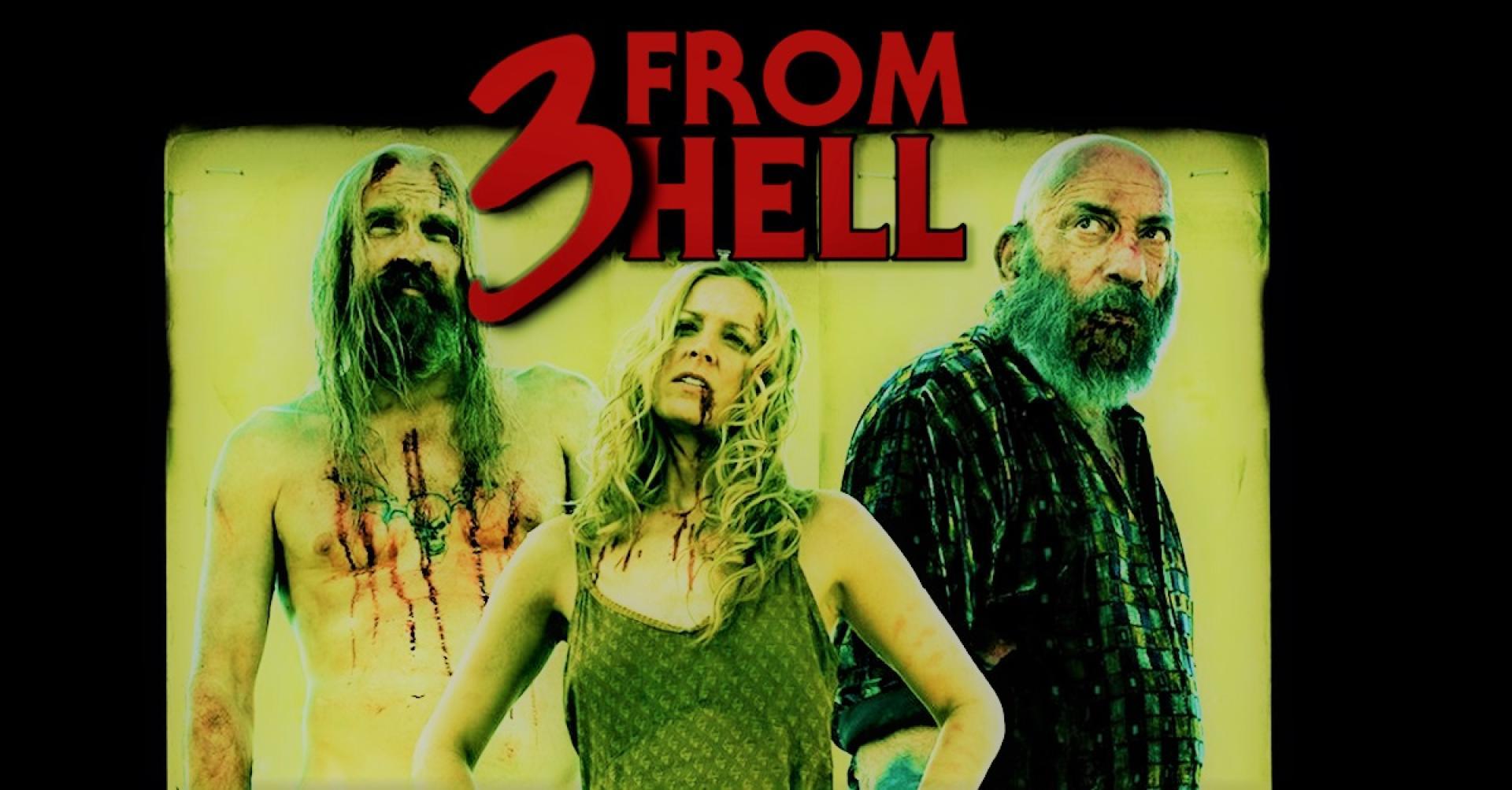 Rob Zombie megmutatta a 3 from Hell teaser trailerét a koncertjén