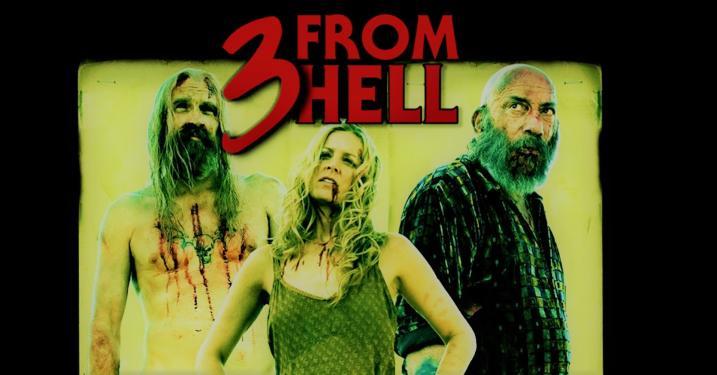Rob Zombie megmutatta a 3 from Hell teaser trailerét a koncertjén - Hírzóna