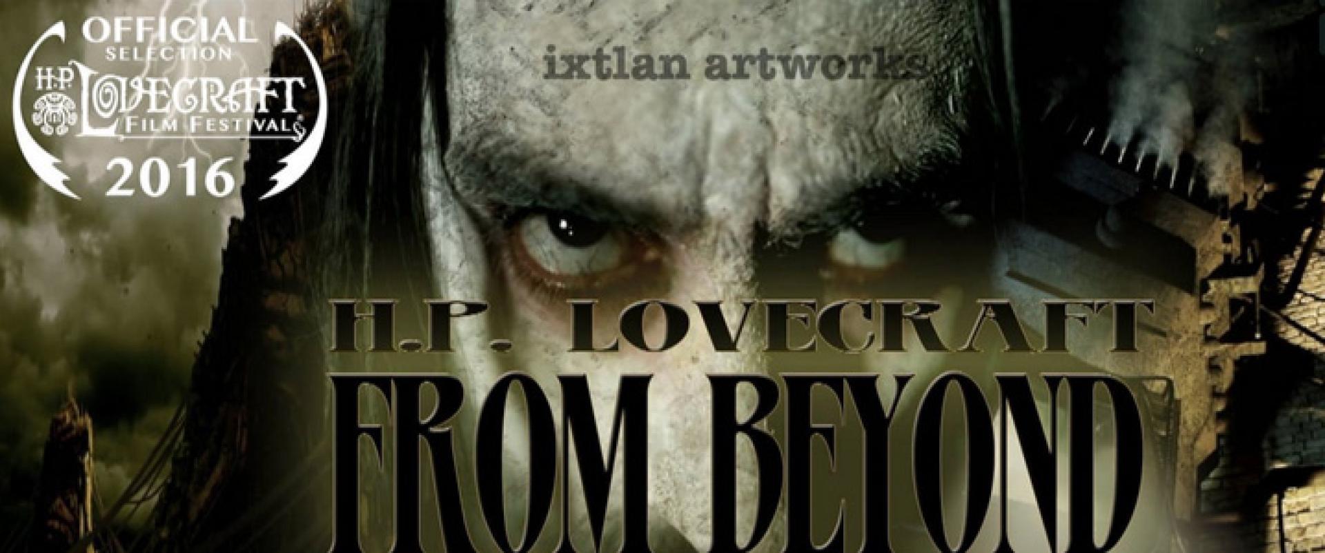 Horrorhíradó - különkiadás: From Beyond