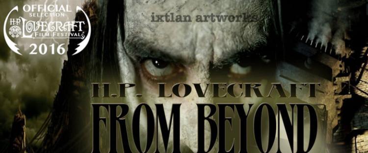 Horrorhíradó - különkiadás: From Beyond - Kiemelt