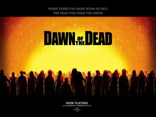 Dawn of the Dead - Holtak hajnala (1978/2004) - Zombi