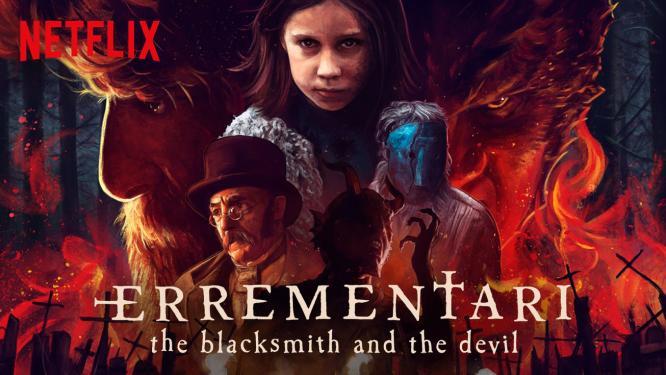 Errementari / The Blacksmith and the Devil (2017) - Misztikus