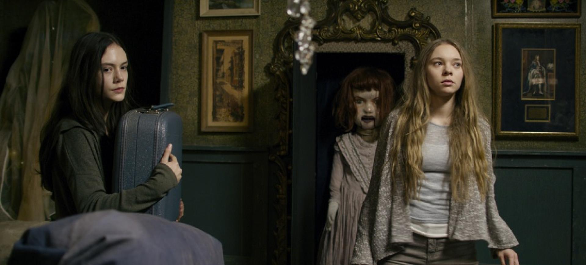 Szinkronizált előzetes: Ghost Land - A rettegés háza