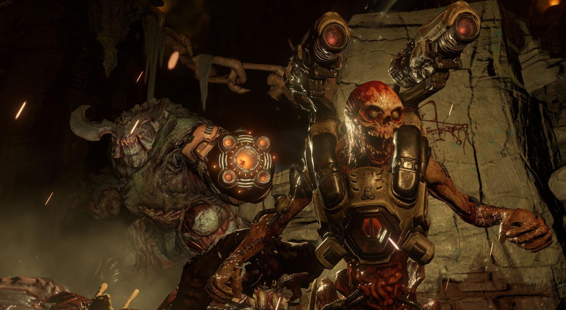 2016-ban játszhatunk a következő Doom-játékkal